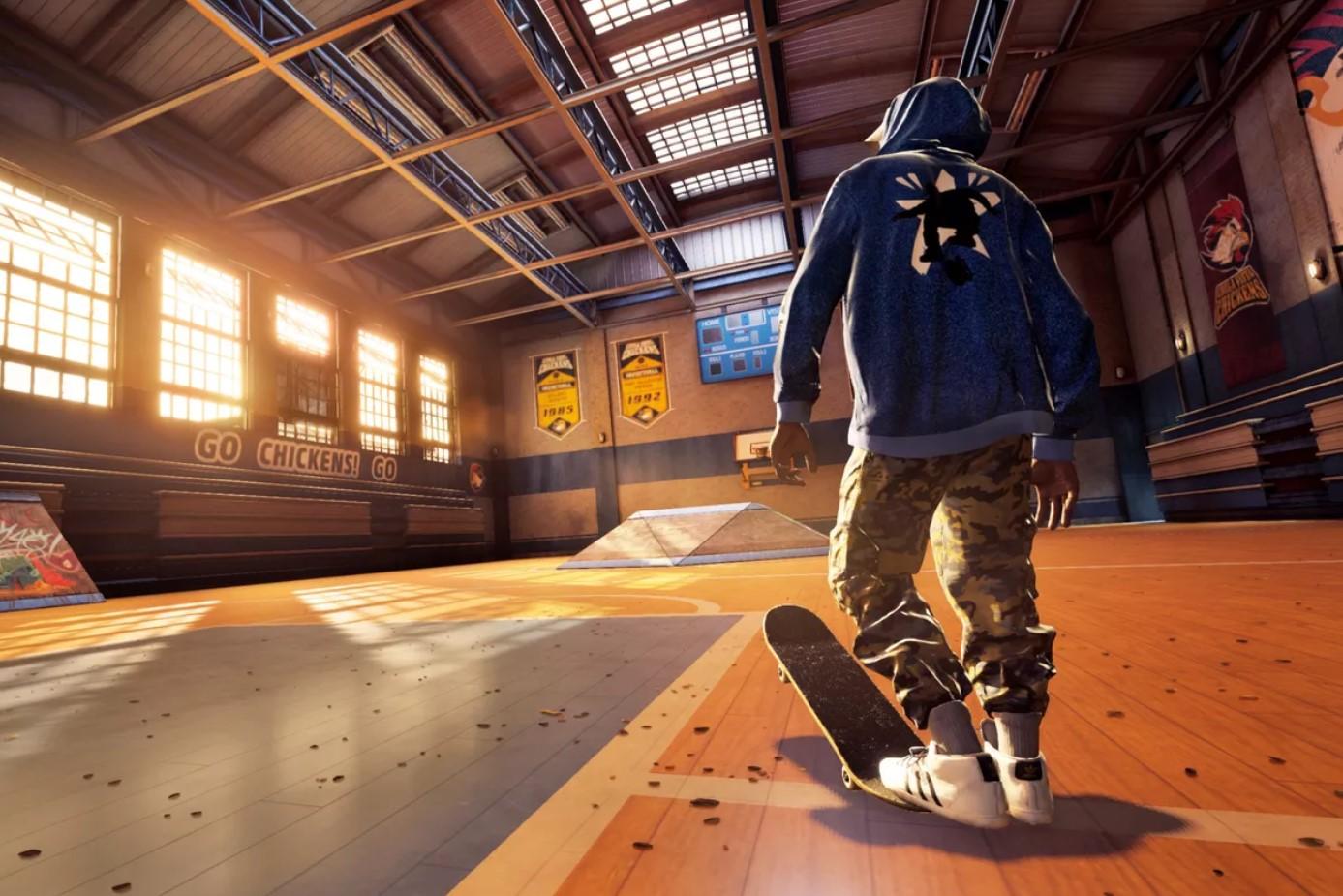 Tony Hawk's Pro Skater 1 2 colonna sonora