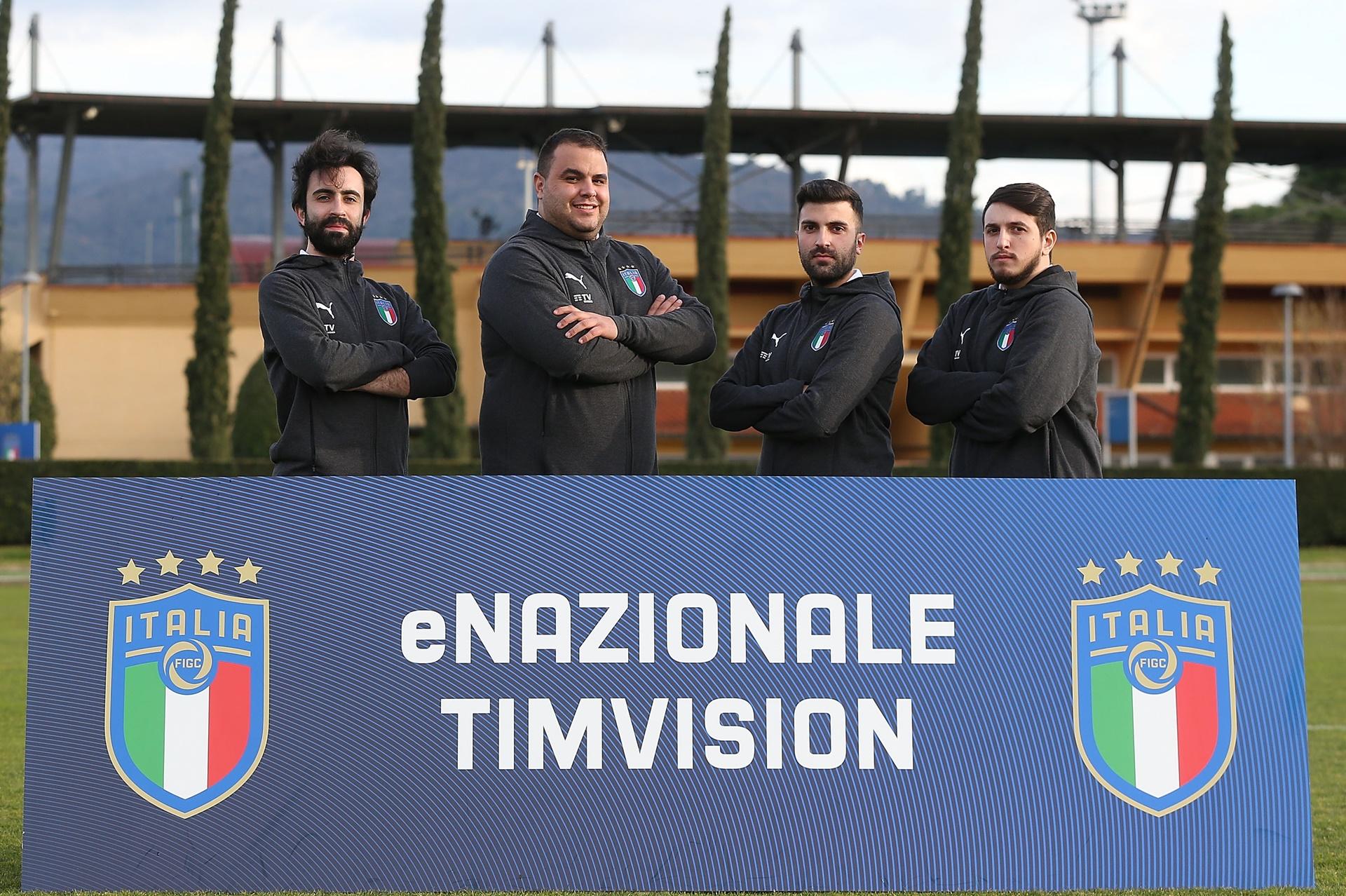 efootball pes 2020 italia