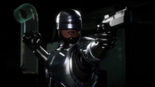 Robocop si aggiunge al roster di Mortal Kombat 11