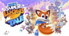 New Super Lucky's Tale in arrivo questa estate su PS4 e Xbox One