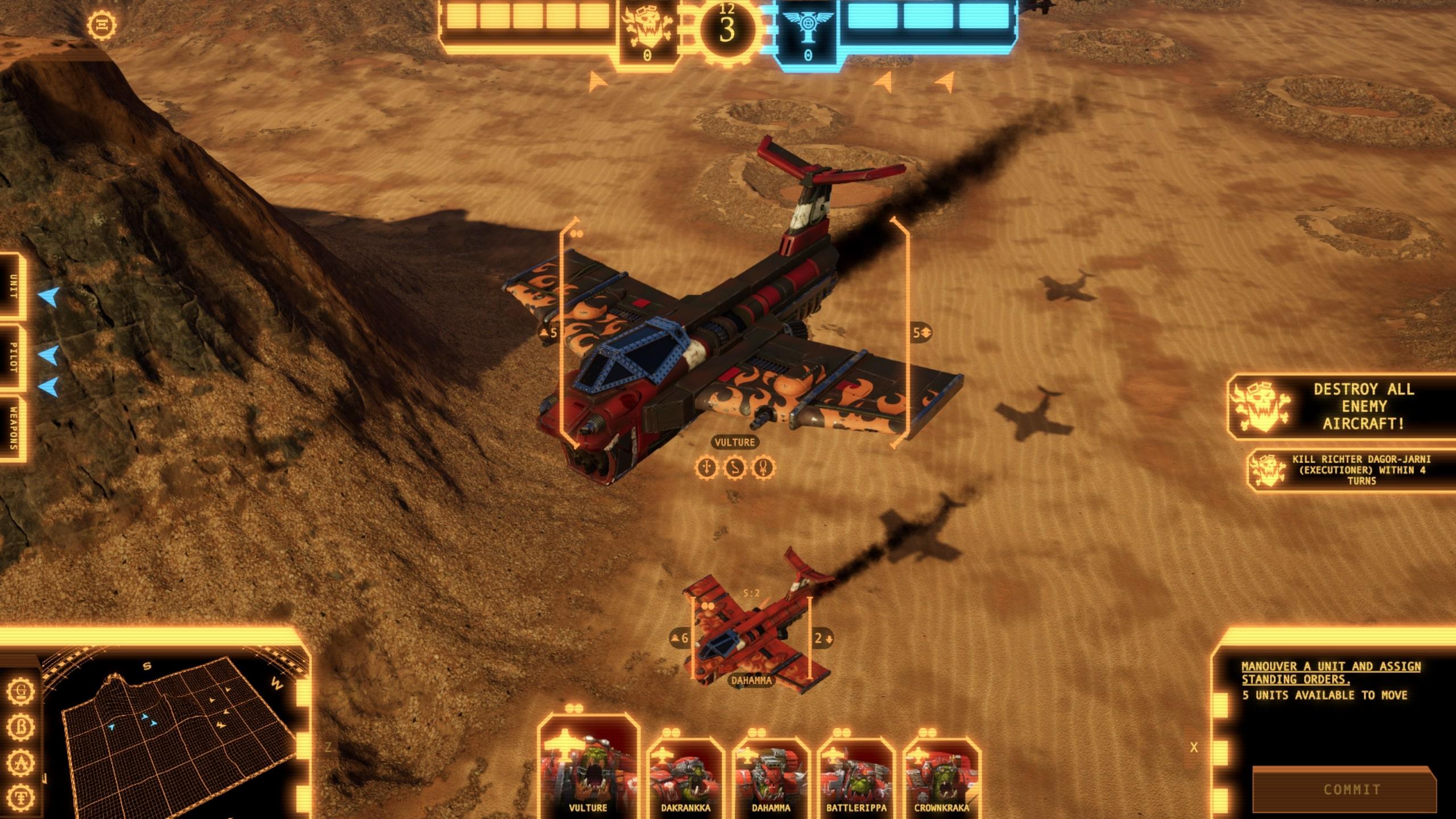 Aeronautica Imperialis Flight Command Recensione
