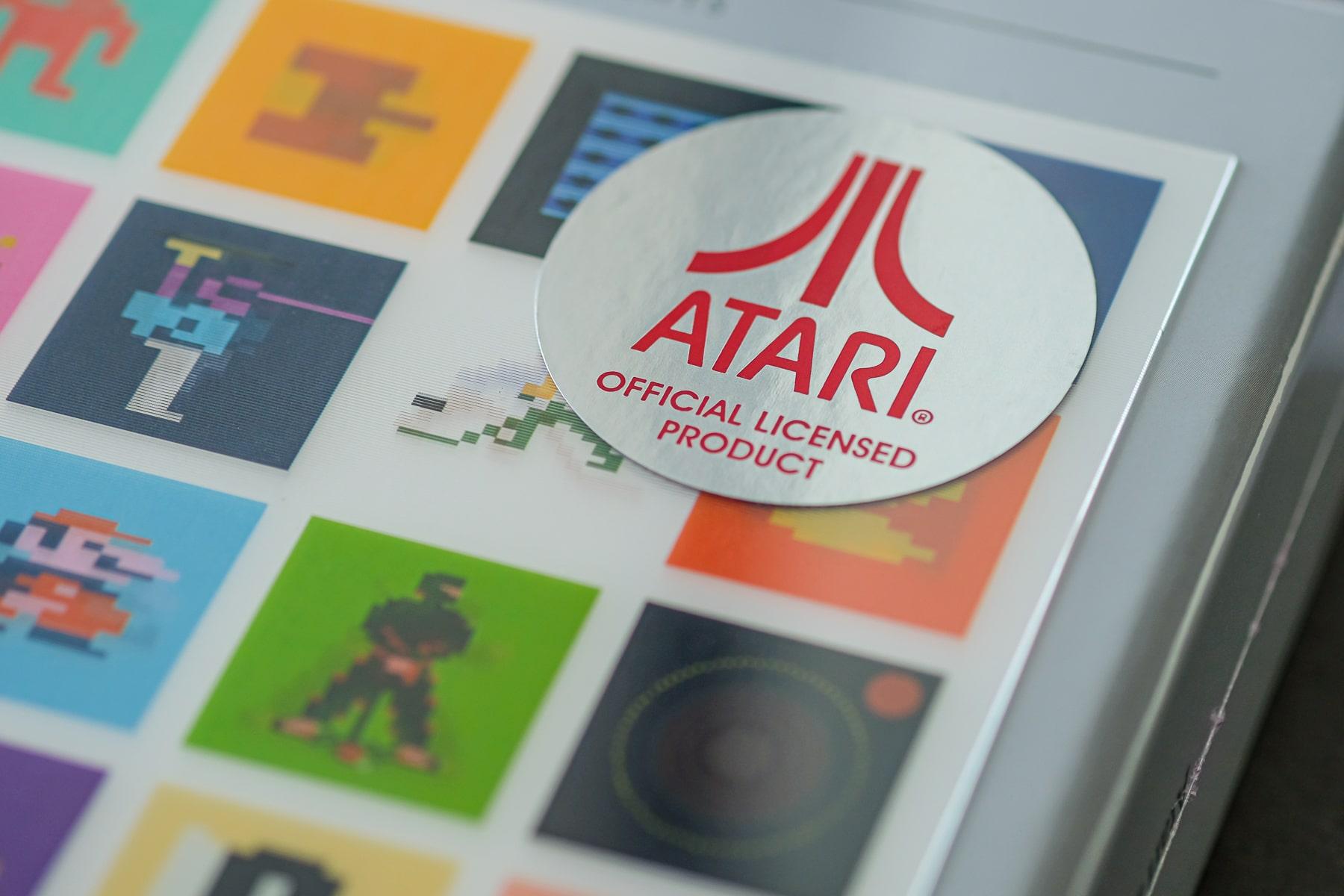Atari 2600 7800 a visual compendium