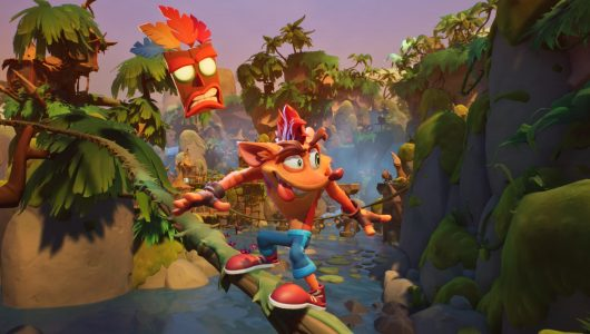 Annunciato con un trailer Crash Bandicoot 4: It's About Time