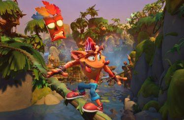 Crash Bandicoot 4 demo