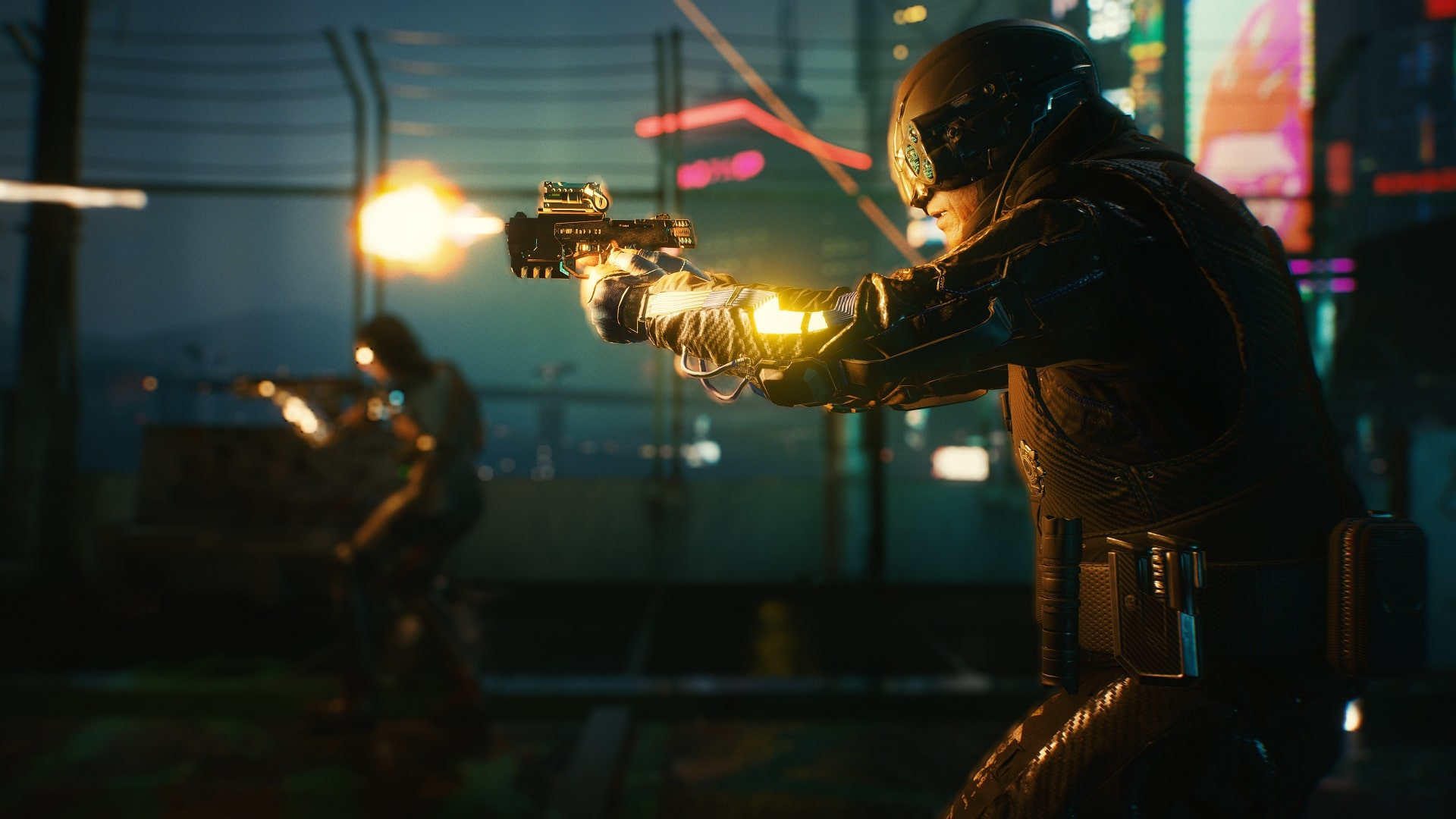 Cyberpunk 2077 main quest