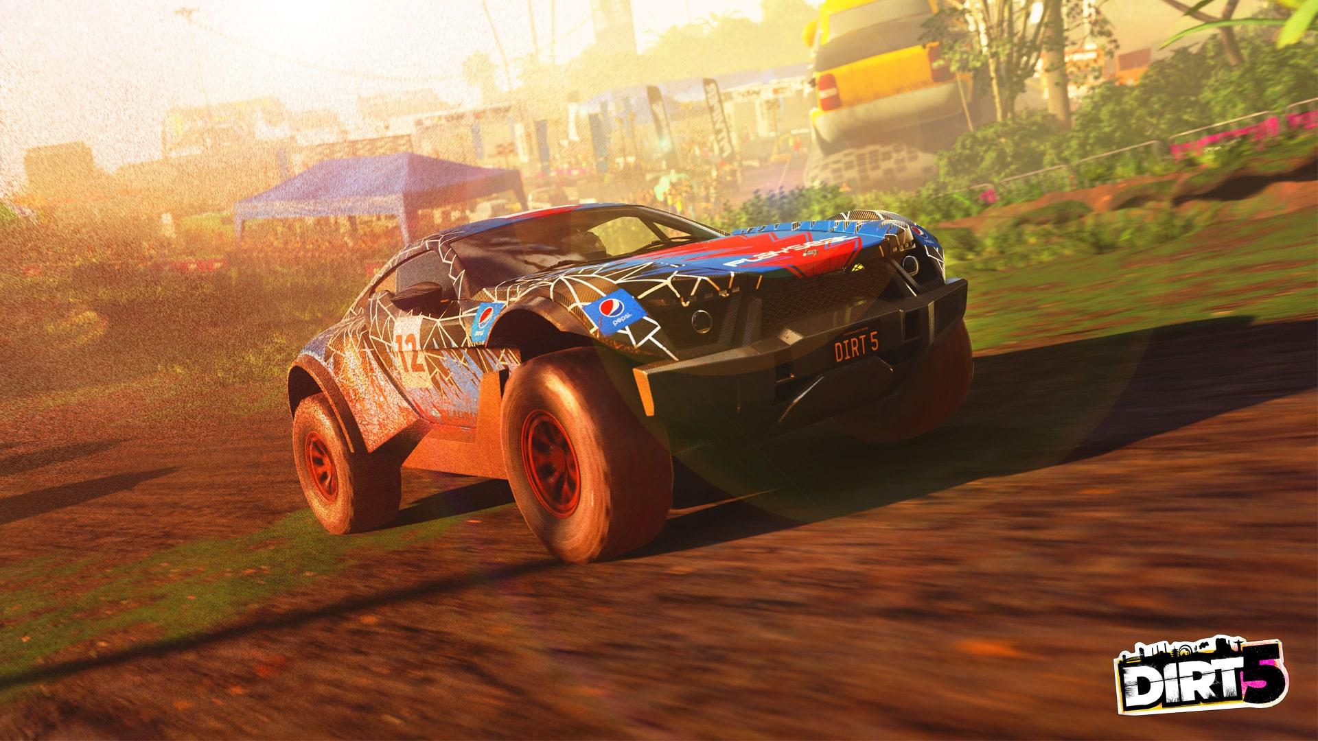 DiRT 5 gameplay xbox series s