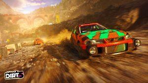 DiRT 5 gameplay cina