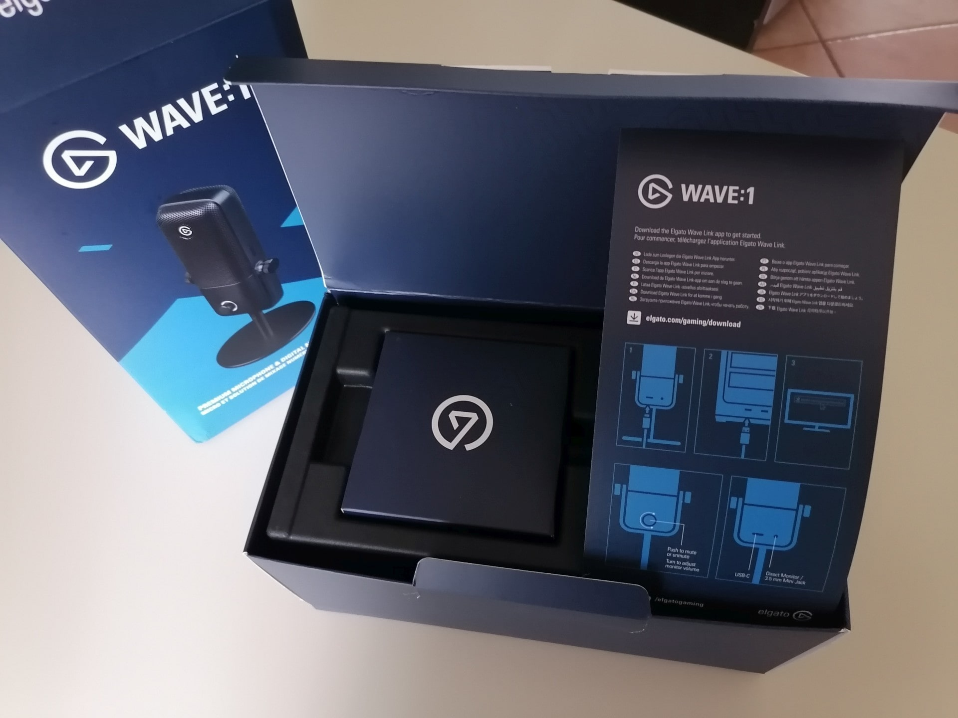 Elgato Wave 1 Recensione