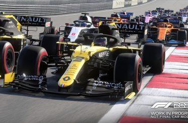 F1 2020 trailer my team