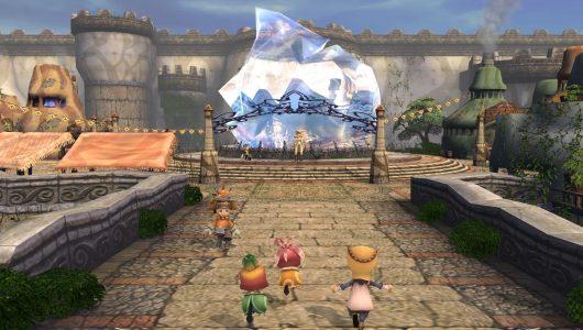 Annunciata la versione free-to-play di Final Fantasy Crystal Chronicles