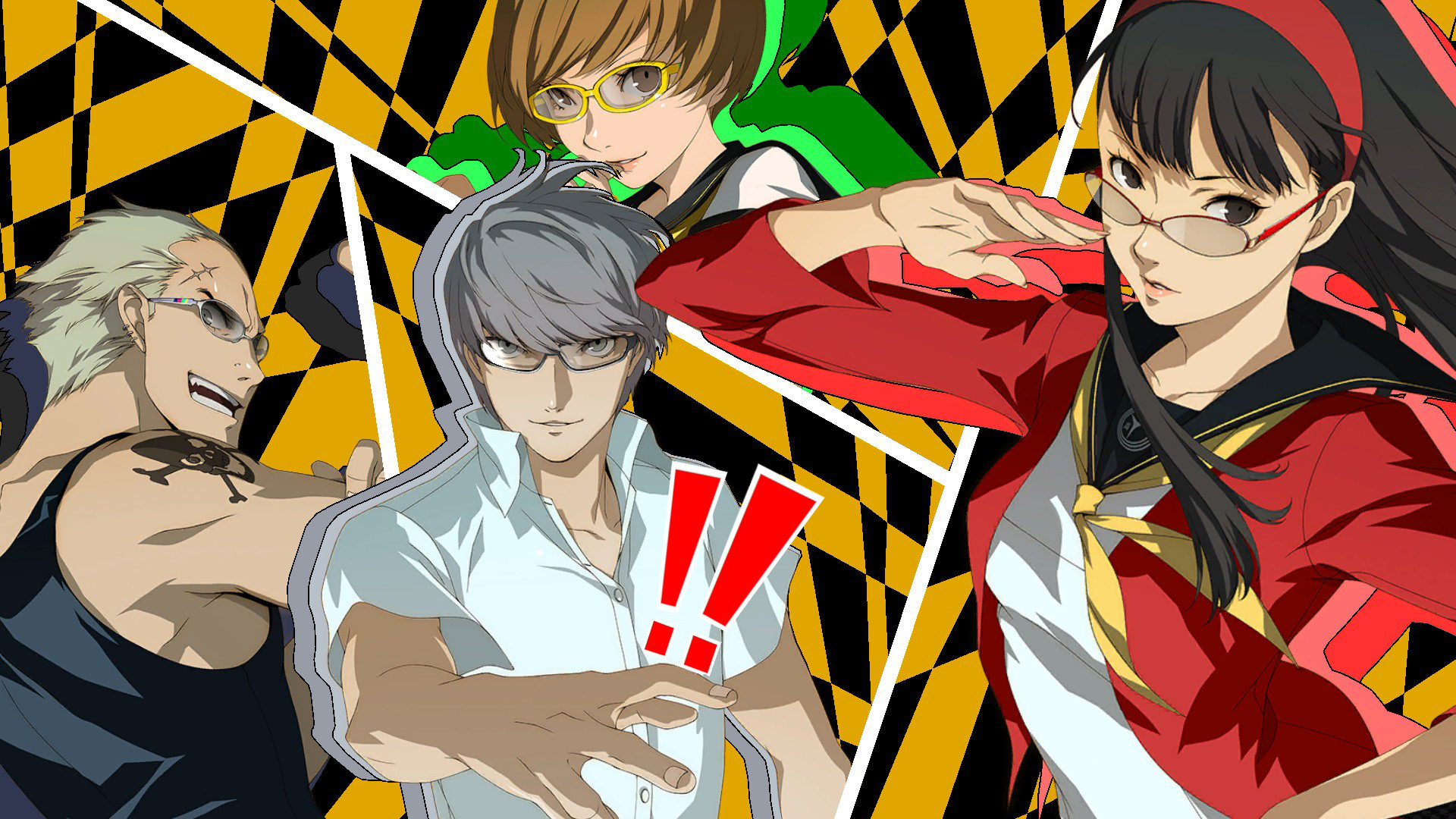 PC Gaming Show Persona 4 Golden Steam