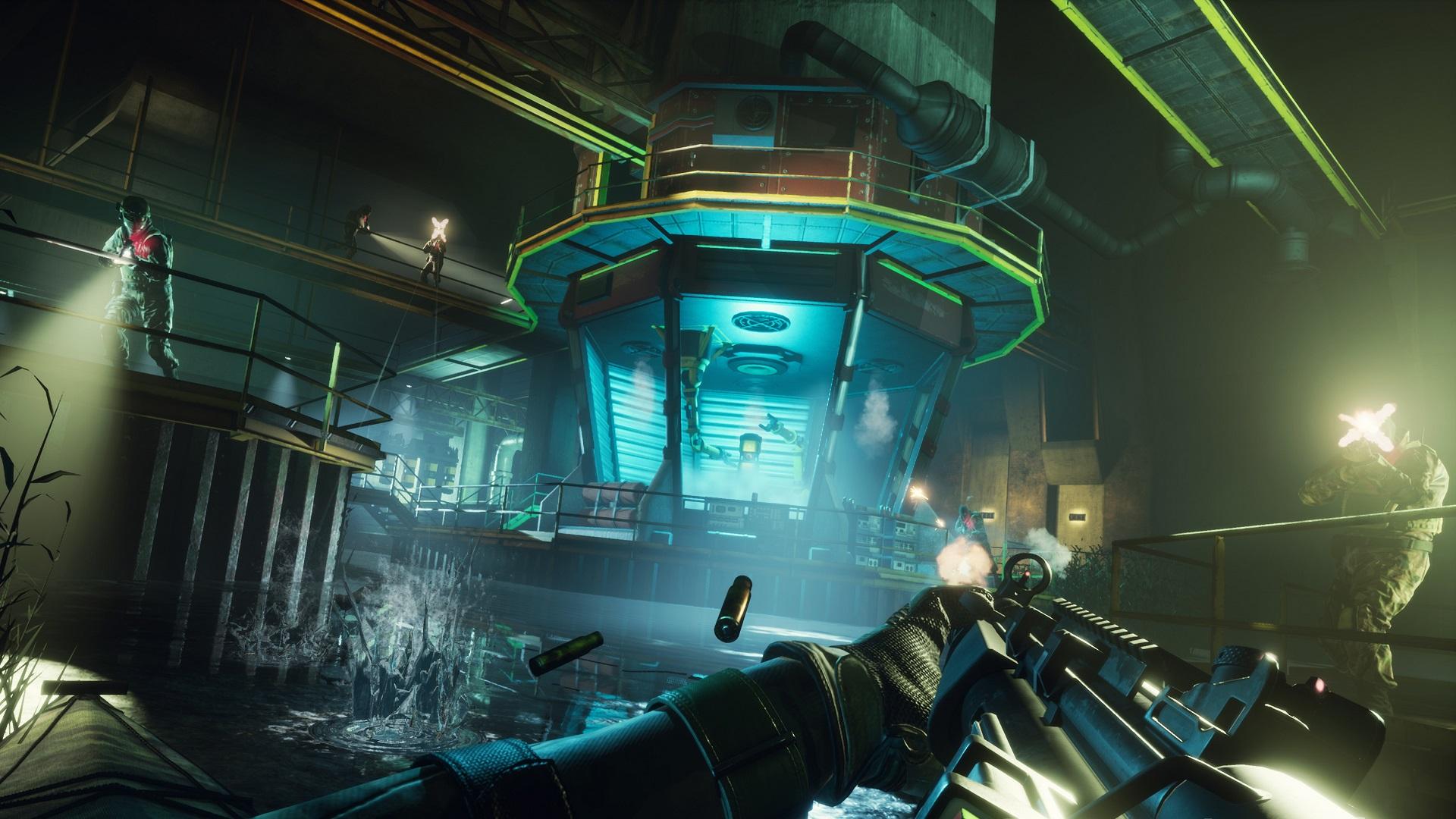 Phantom Covert Ops Recensione Phantom Covert Ops Oculus Rift Phantom Covert Ops Oculus Quest