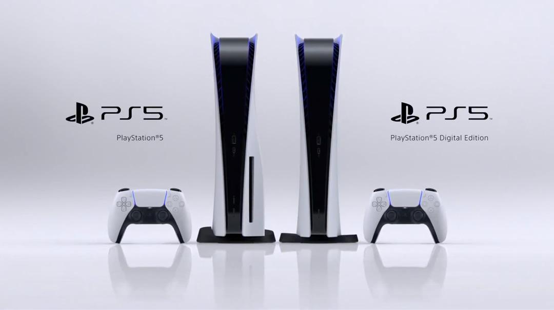 PlayStation 5 presentazione PS5
