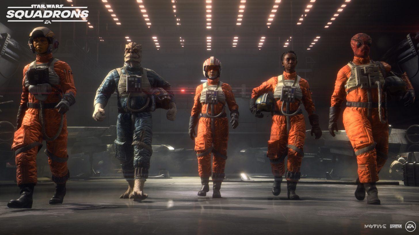 Star Wars Squadrons requisiti