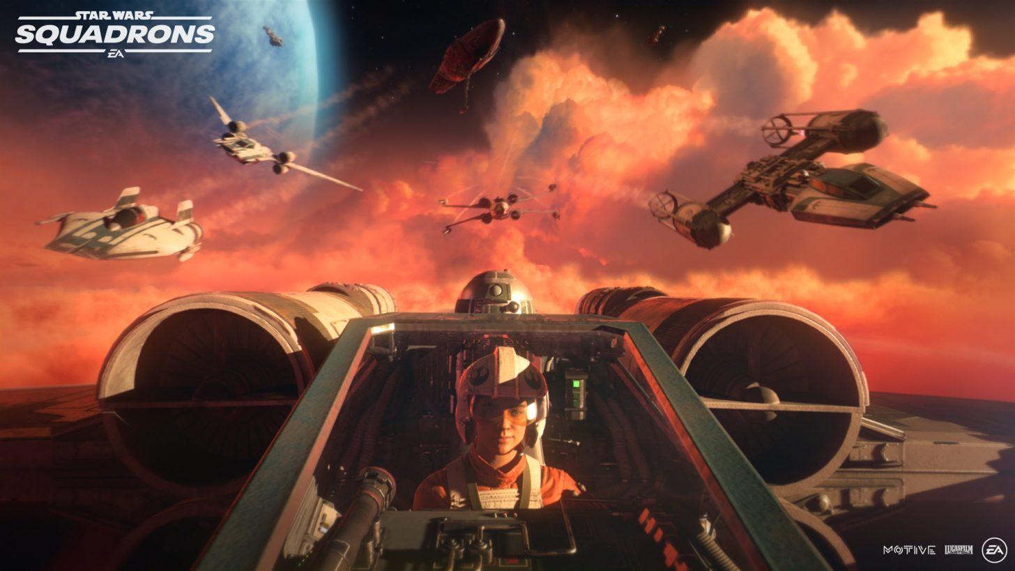 Star Wars Squadrons hotas
