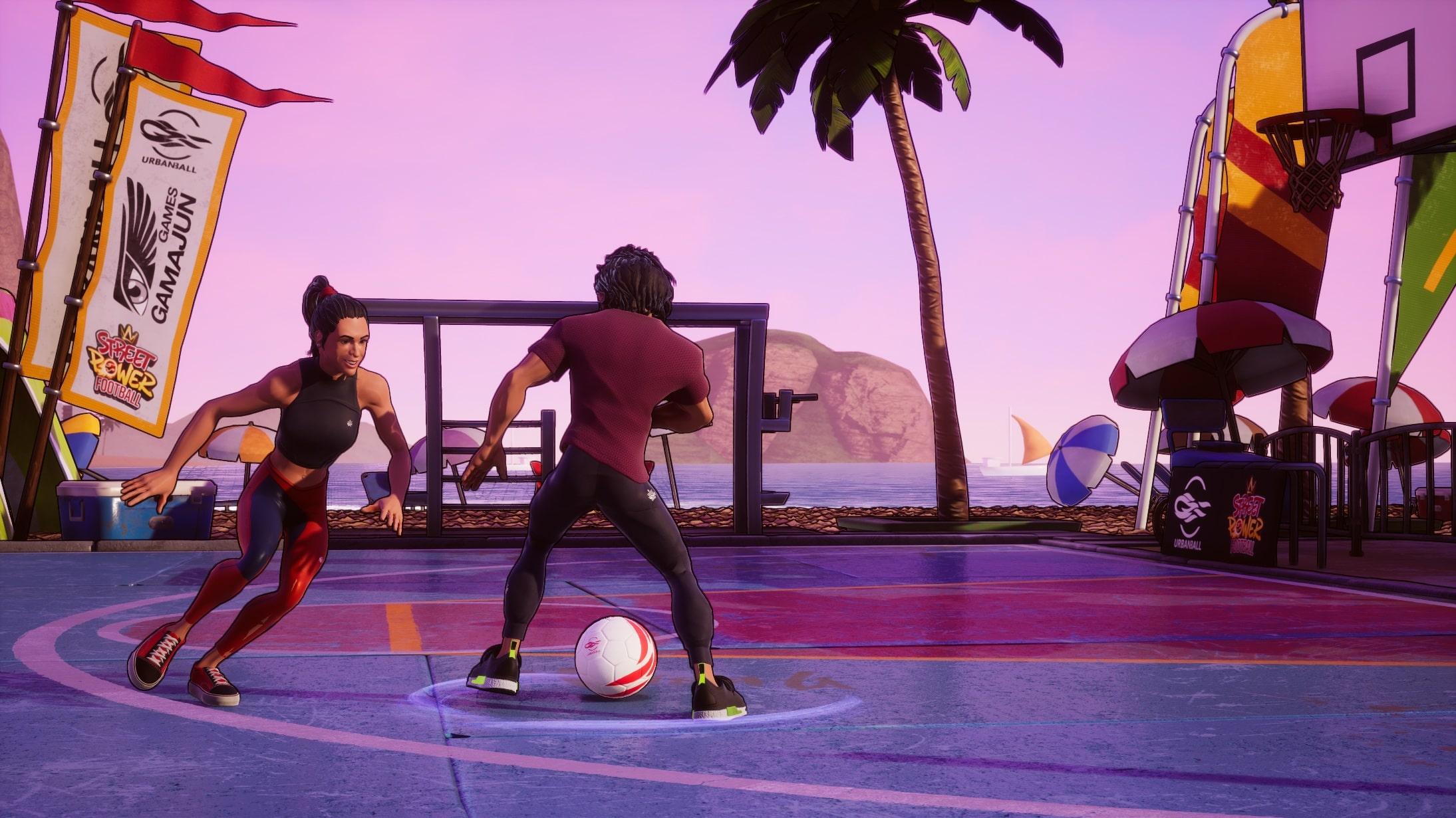 Street Power Football Anteprima