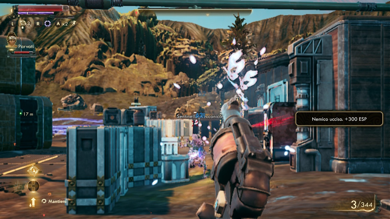 The Outer Worlds Recensione Switch 10