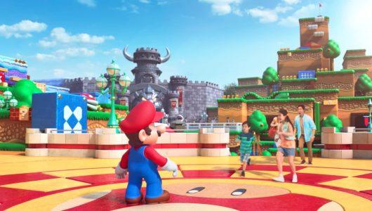 Super Nintendo World resterà chiuso sino a data da destinarsi
