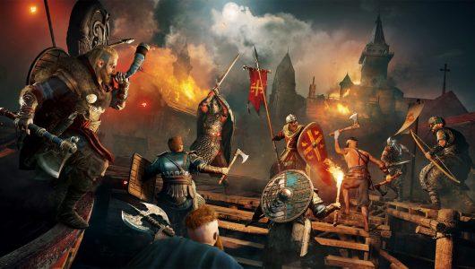 Assassin's Creed Valhalla colonna sonora