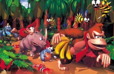 Donkey Kong Country Nintendo Switch Online luglio