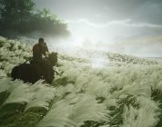 Ghost of Tsushima intro