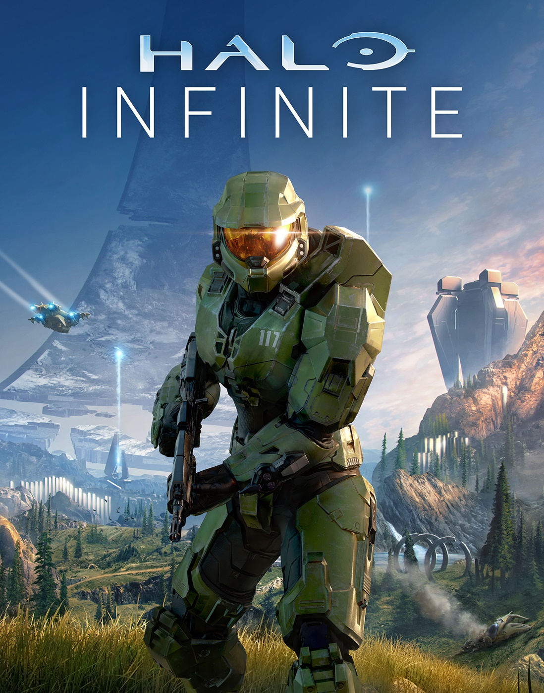 Halo Infinite copertina 02