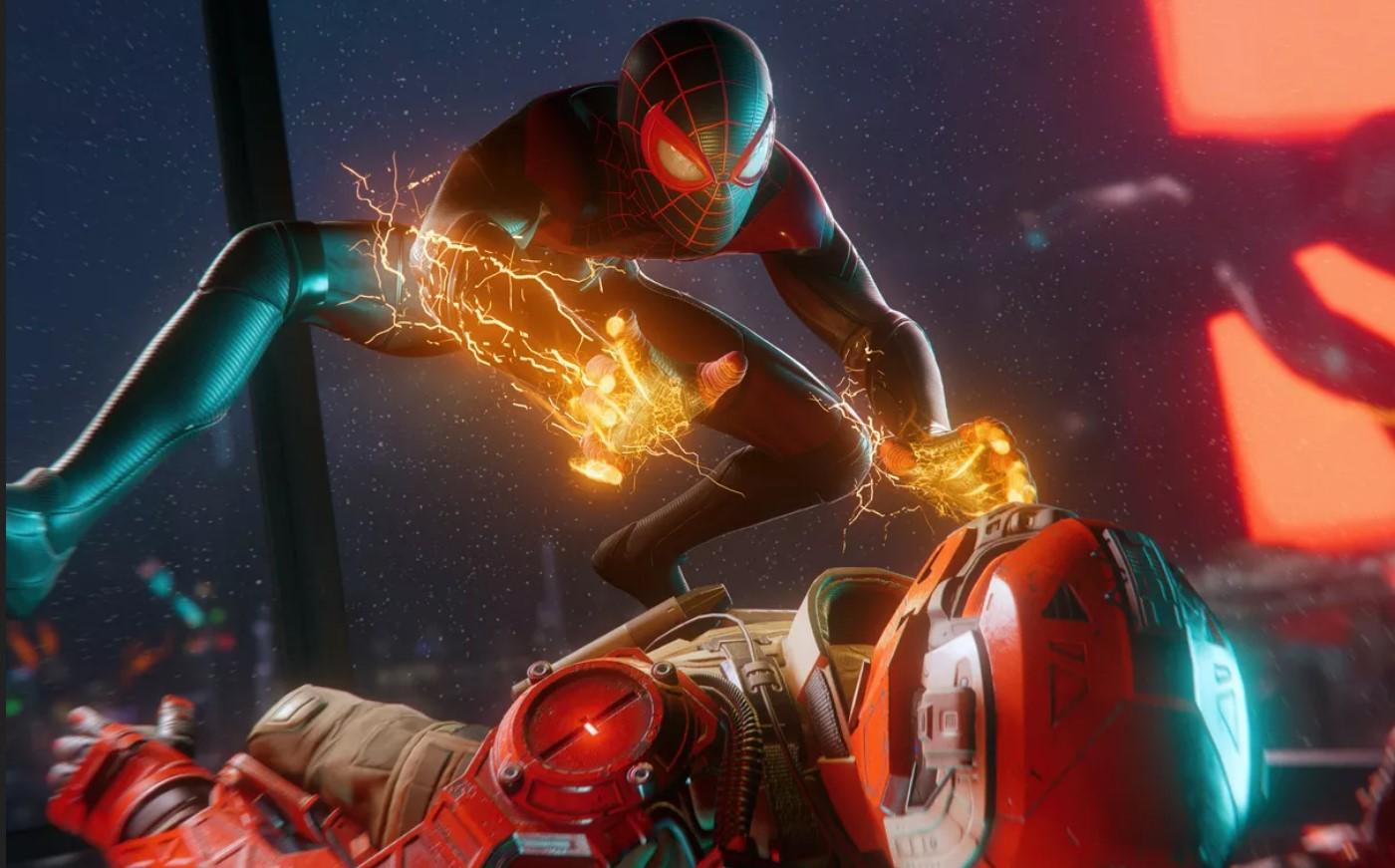 Marvel's Spider-man Miles Morales 4k