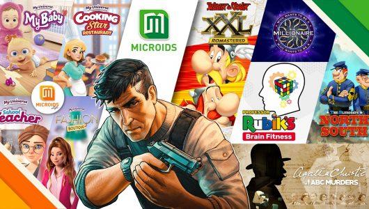 Microids giochi 2020