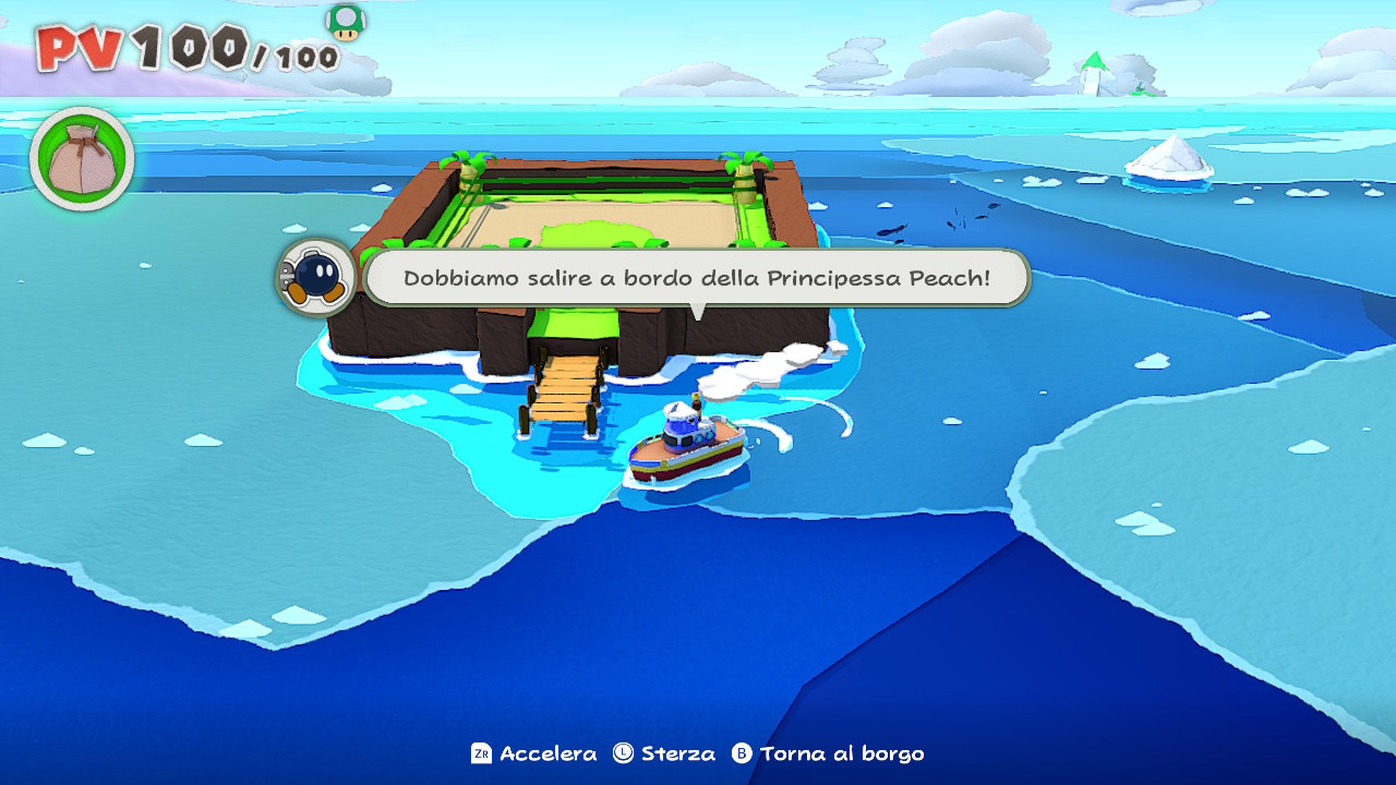 Paper Mario: The Origami King recensione