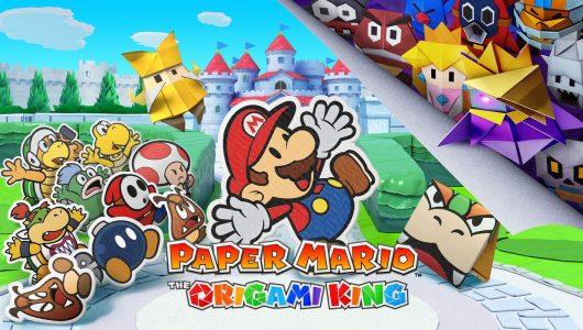 Paper Mario: The Origami King, l'Accolades Trailer ne celebra il successo