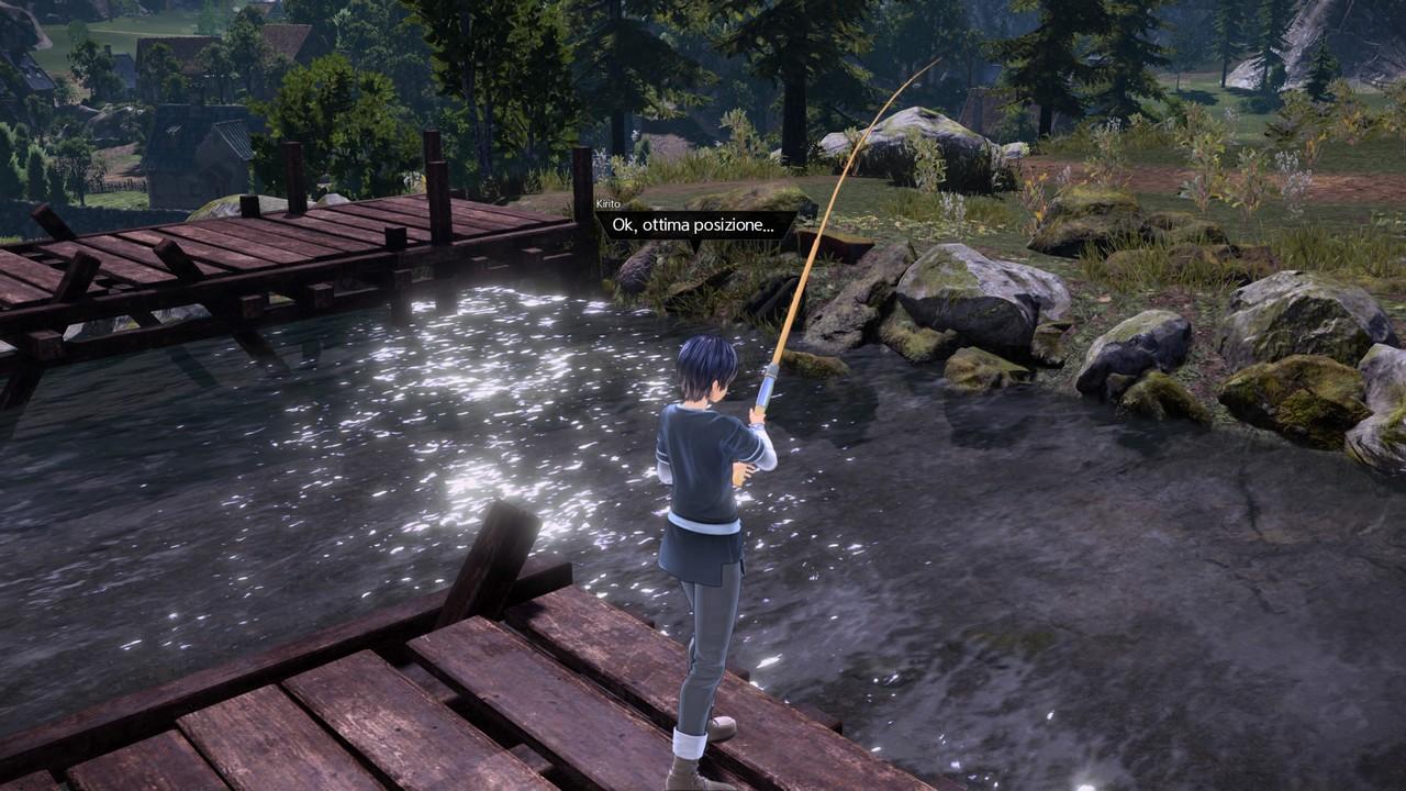 sword art online alycization lycoris recensione