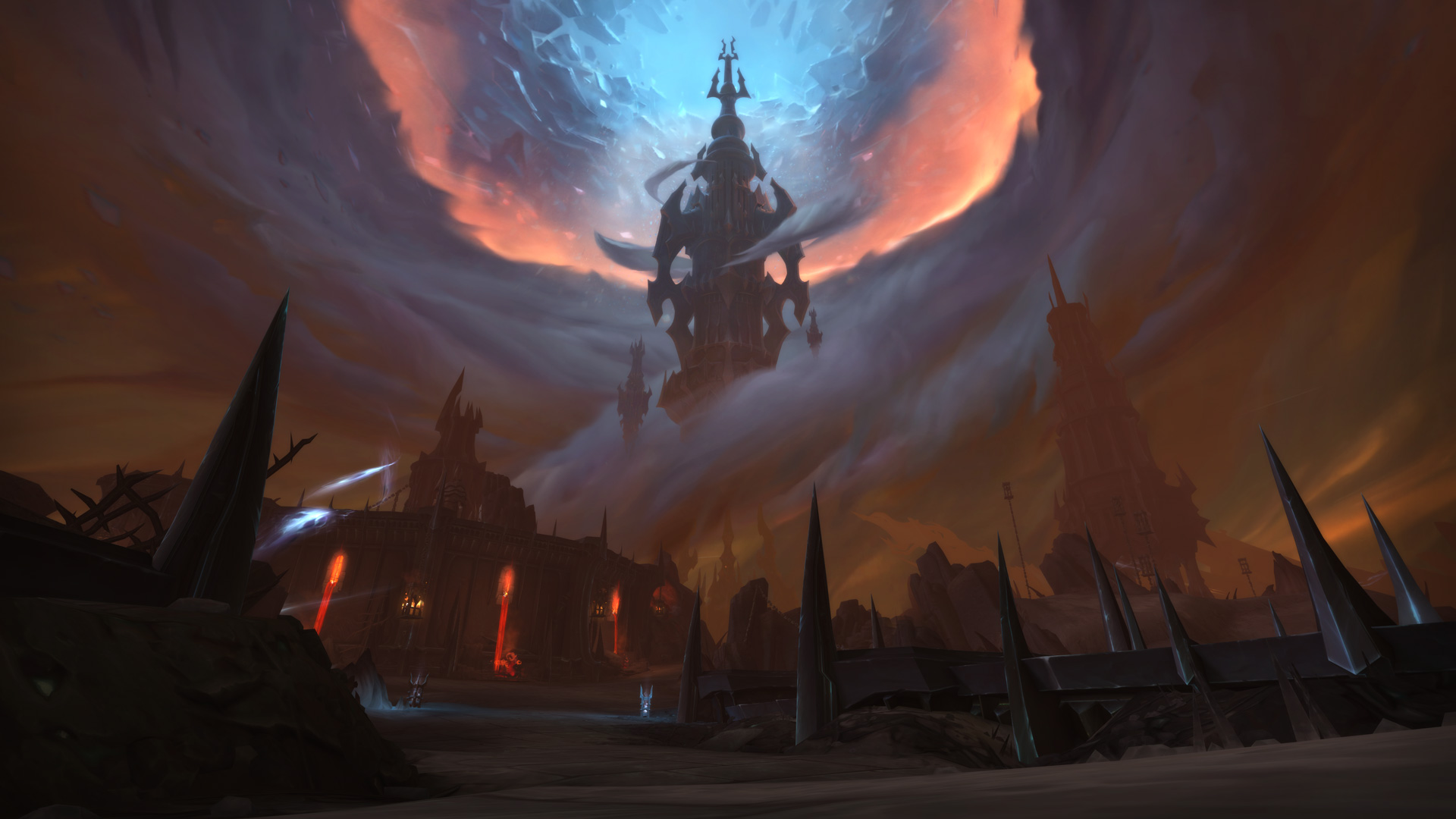 World of Warcraft Shadowlands anteprima