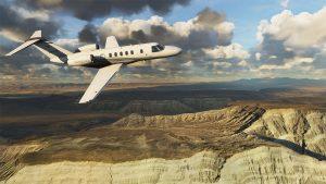 microsoft flight simulator realtà virtuale