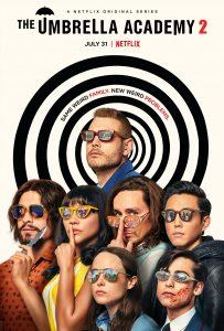 the umbrella academy 2 recensione