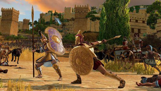 A Total War Saga Troy gratis