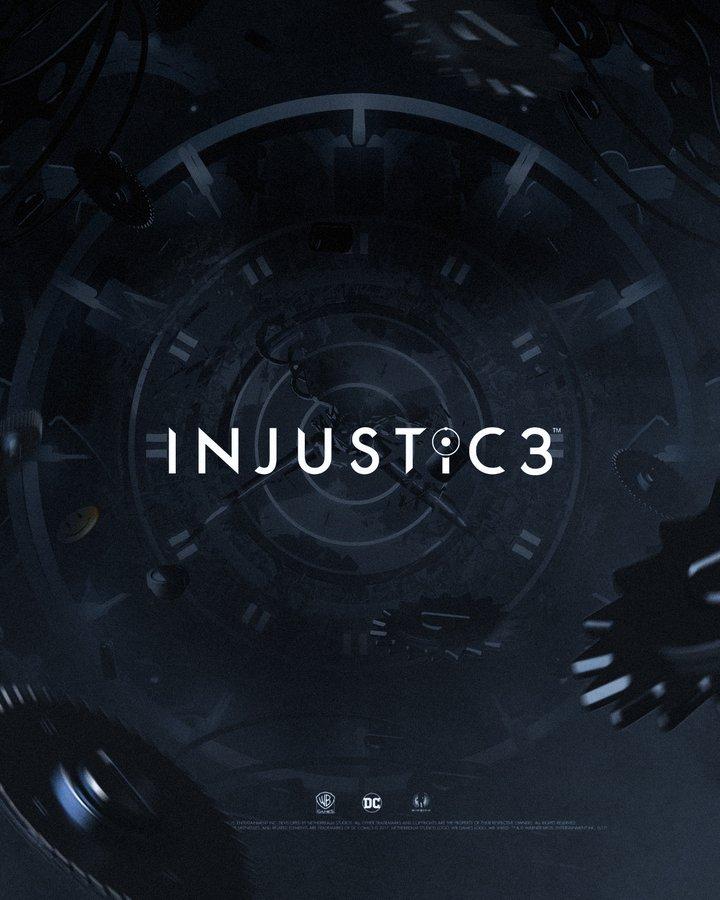 Injustice 3 banner