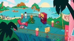 Leisure Suit Larry Wet Dreams Dry Twice console