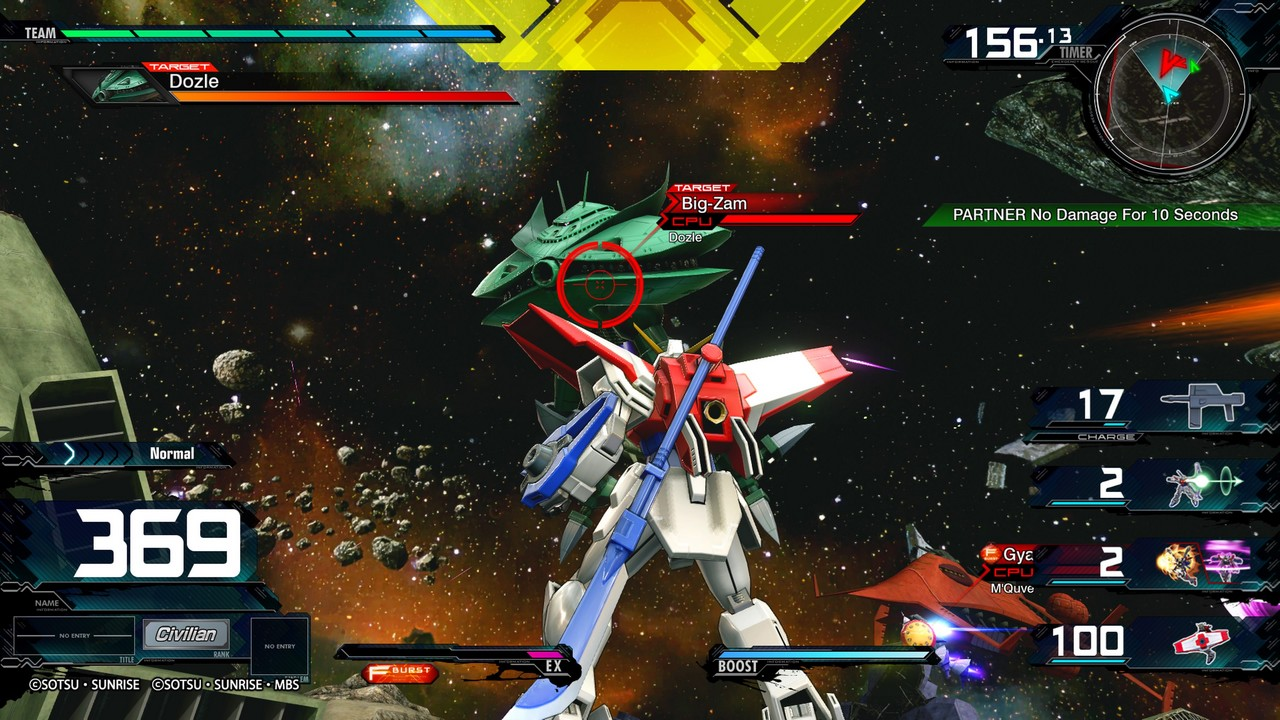 Mobile Suit Gundam Extreme VS Maxi Boost on recensione