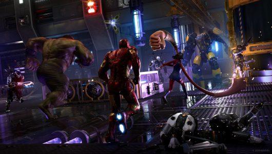 marvel's avengers anteprima