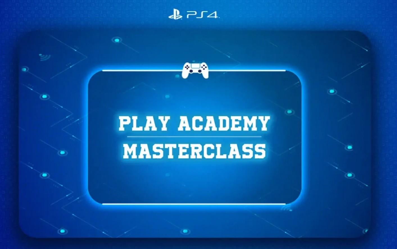 Playstation Academy Masterclass