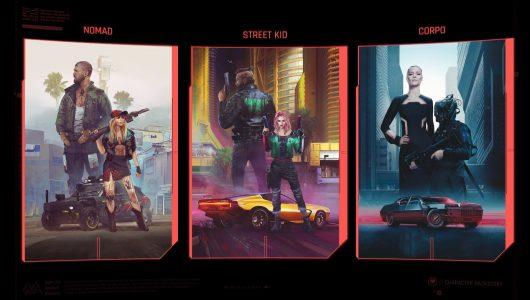 Cyberpunk 2077: mostrati al Night City Wire i possibili background di V
