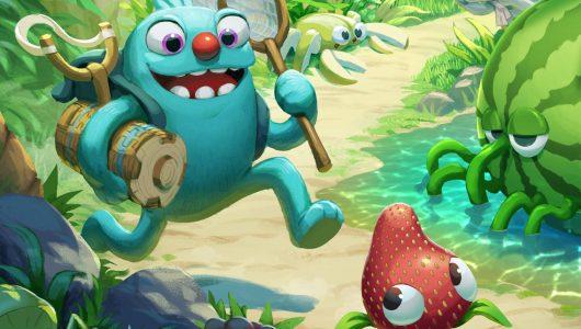 bugsnax gameplay