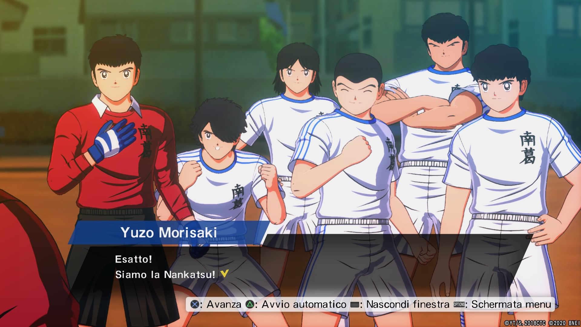 captain tsubasa rise of new champions recensione