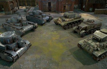Foxhole: l'Arms Race Update porta con sé nuovi veicoli e tanto altro