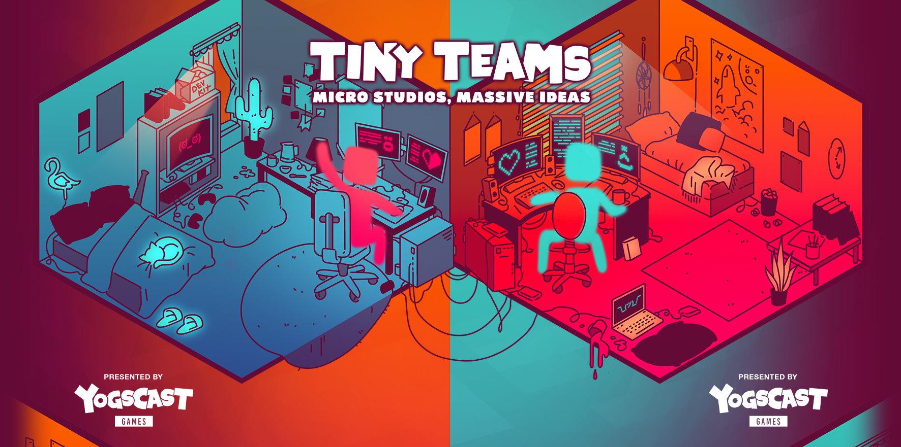 steam tiny teams festival