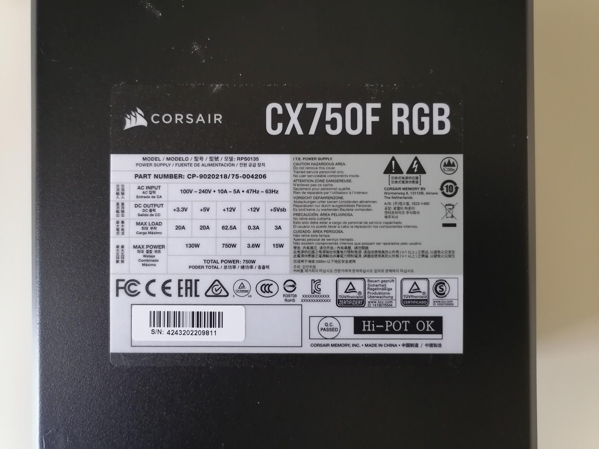 CX750F recensione