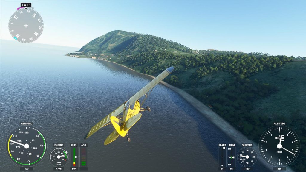 microsoft flight simulator turismo virtuale