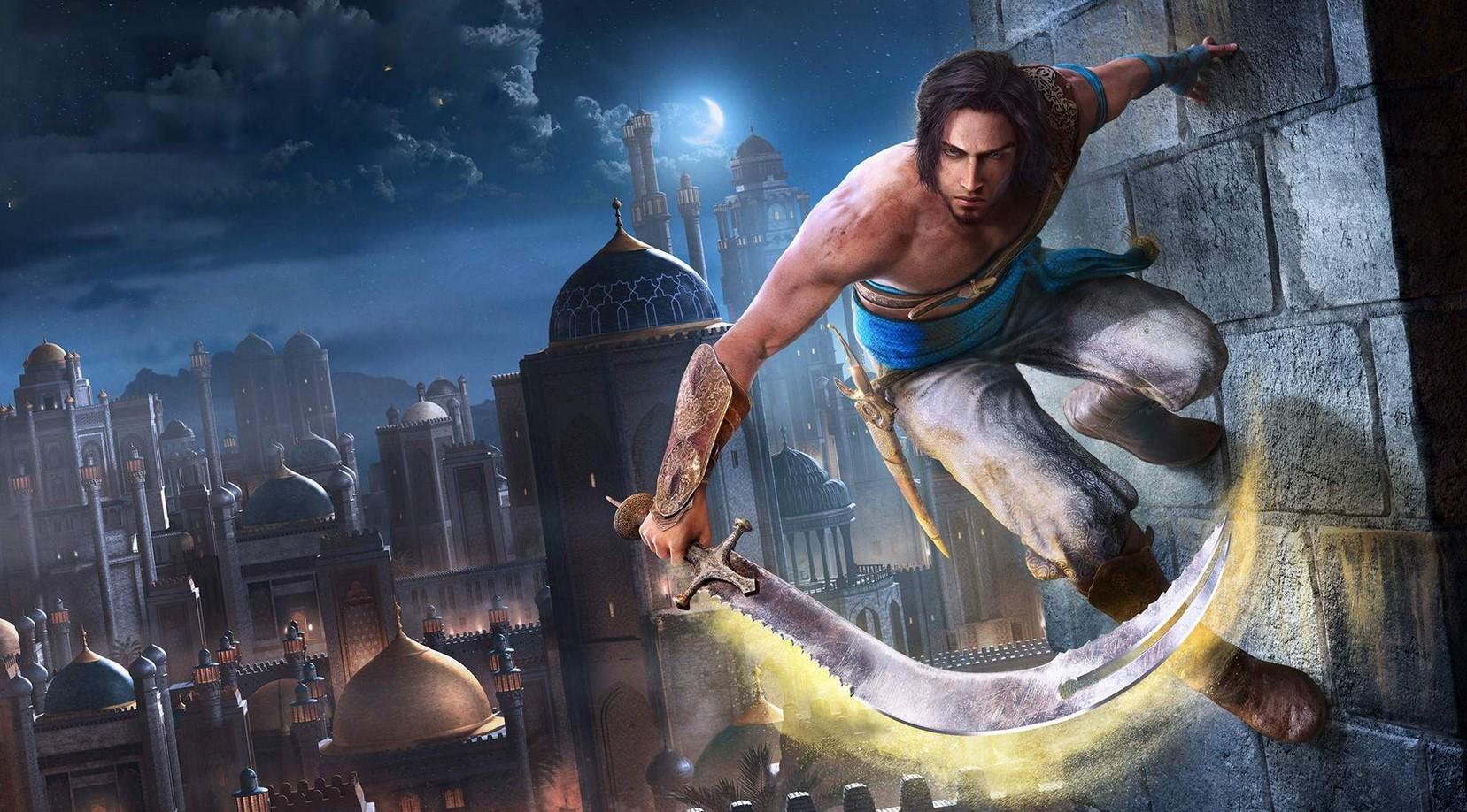 Prince of persia le sabbie del tempo remake switch
