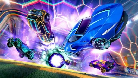 Rocket League ps plus