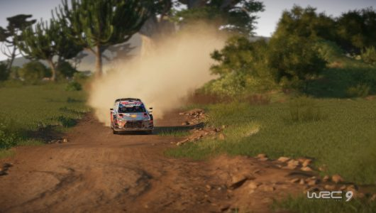 WRC 9 playstation 5